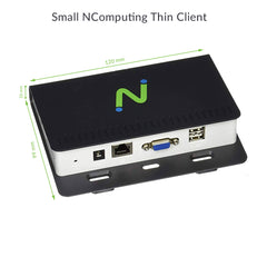 N Computing m-300 Thin Client Buy 1 Pcs & Get 3 Users - ThinPC