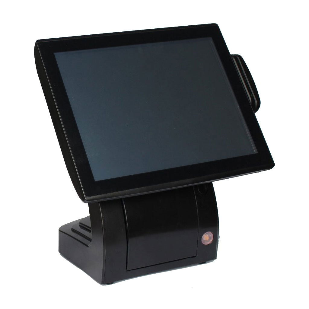 All In One POS PC  J1900WP  With windows 10 pro license os - ThinPC