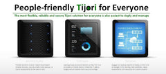 Tijori-01 (Backup + NAS + FTP Server + Cloud Backup Optional) - ThinPC