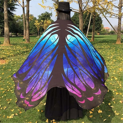 Butterfly Shawl (21 Styles)