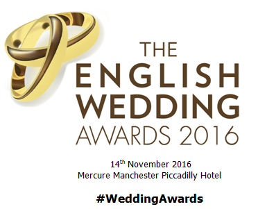 English Wedding Awards Finalist!