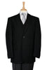 funeral masons masonic black suit plain mens formal occasion wear