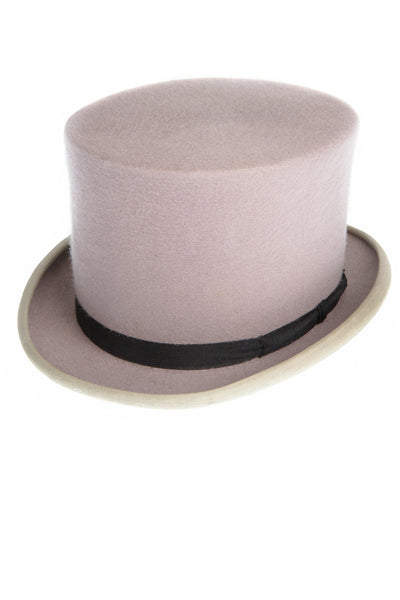 grey ascot top hat mens formal Ex Hire Bargain