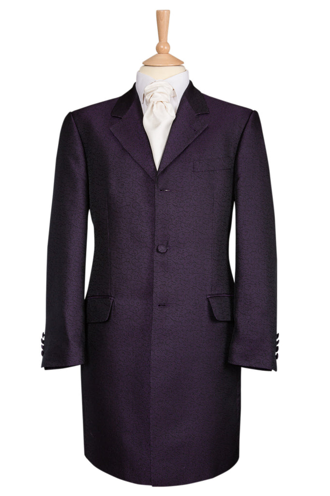 cadbury purple swirl prince edward jacket