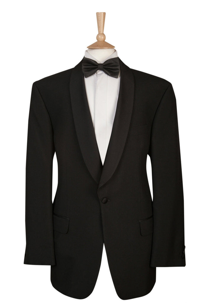 shawl collar dinner dress tux tuxedo jacket