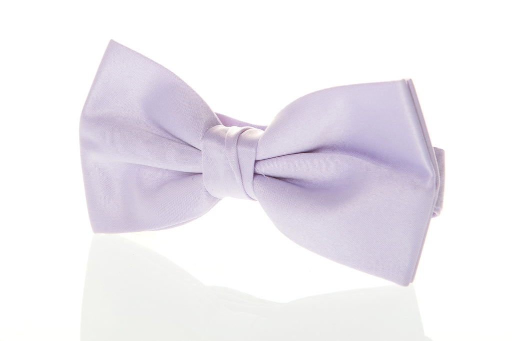 purple lilac bow tie wedding formal event