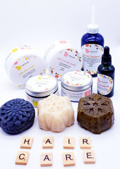 Hair growth package