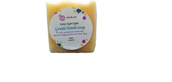 Gentle Nettle soap