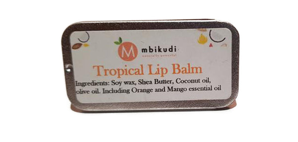 Lip Balm - Tropical