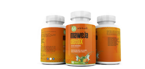 Maweja Detox - Detox Supplement