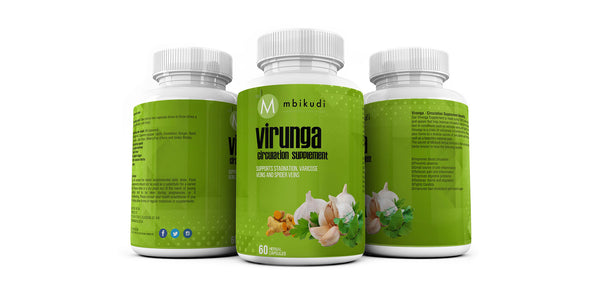 Virunga - Circulation Supplement - varicose vein and spider veins