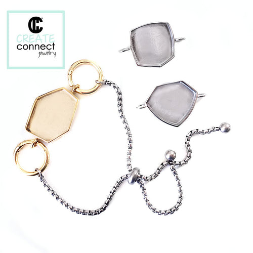 Designer Create Connectables Starter Set DIY Jewelry Kit