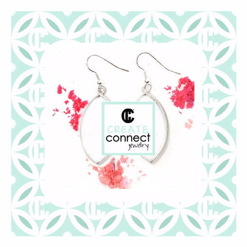 create connect jewelry DIY earrings kit