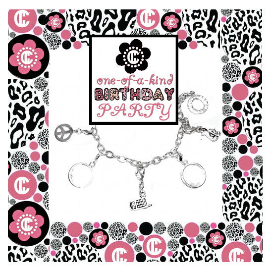 Girls Jewelry Birthday Party - Zoey Bracelet