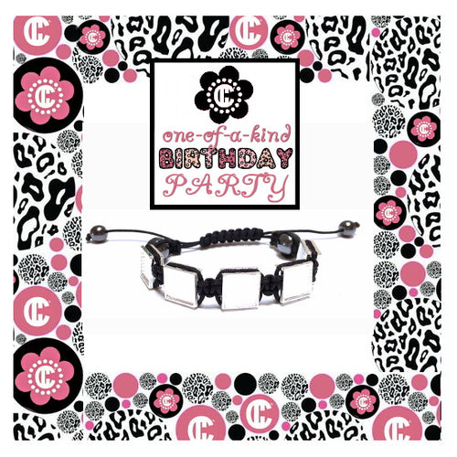 Marin Bracelet Birthday Party DIY Jewelry Package for 10