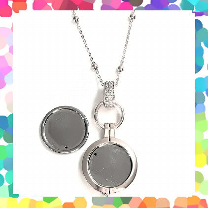 Interchangeable Coin Necklace
