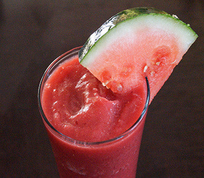 REFRESHING STRAWBERRY AND WATERMELON SMOOTHIE