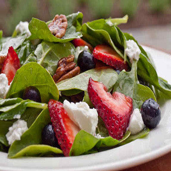 BERRY GOAT CHEESE SALAD