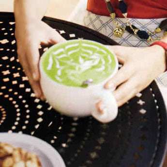 MATCHA LATTE      Home CONTINUE SHOPPING