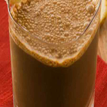 CHOCOLATE CARAMEL AND COFFEE PROTEIN SHAKE RECIPE