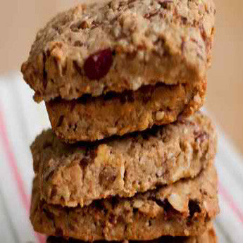 STRAWBERRY PROTEIN BARS WITH RAISINS RECIPE