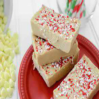 WHITE CHOCOLATE PEPPERMINT PROTEIN BARS RECIPE