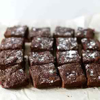 PB PROTEIN BROWNIES