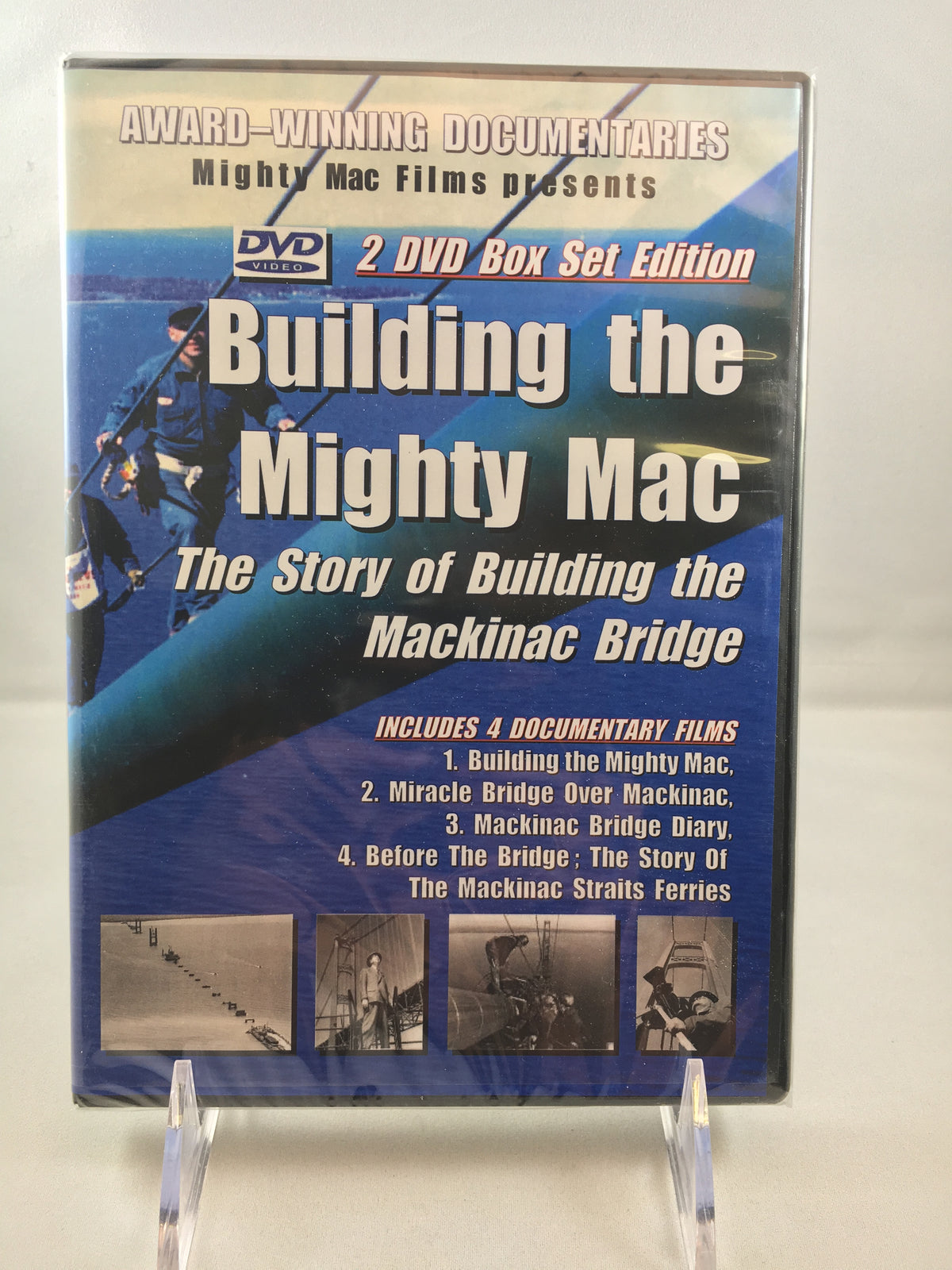 Mackinac DVDs