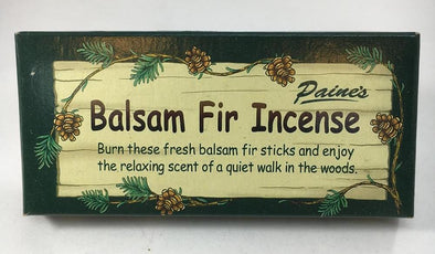 Balsam Incense Sticks