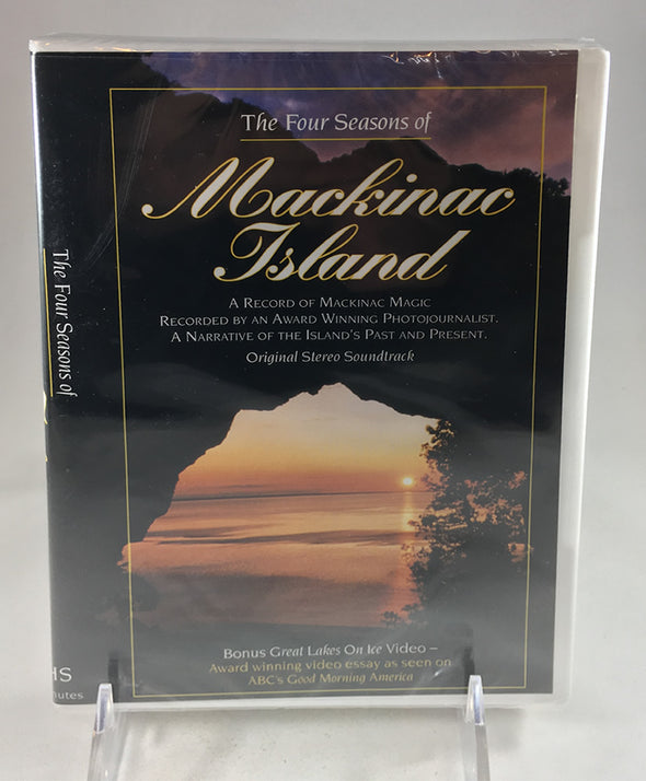 Four Seasons of Mackinac Island DVD
