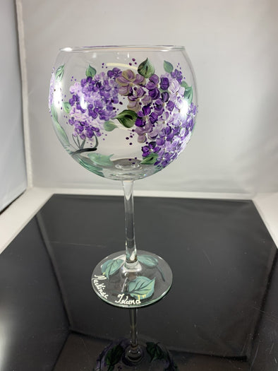 Balloon goblet