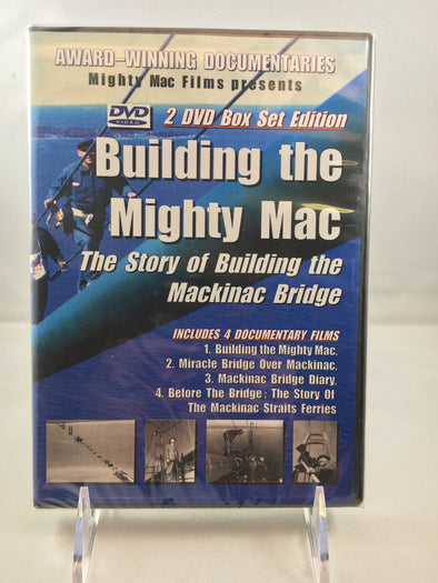 Building the Mighty Mac DVD