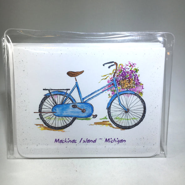 Note Cards - Bicycle