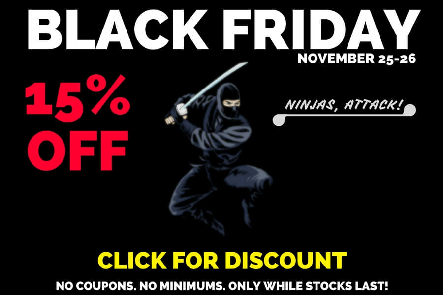 ChokeSports Black Friday 2016