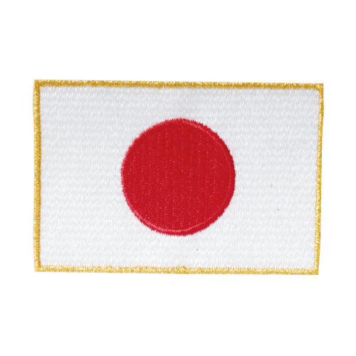Japan Flag Patch-Isami-ChokeSports
