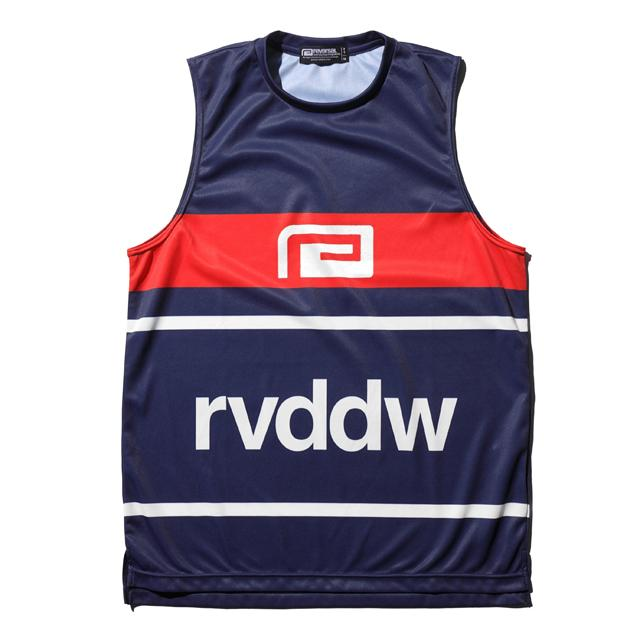 Border Dri-Fit Tank Top-Reversal RVDDW-ChokeSports