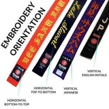 Copy of Isami Red Belt-Isami-ChokeSports