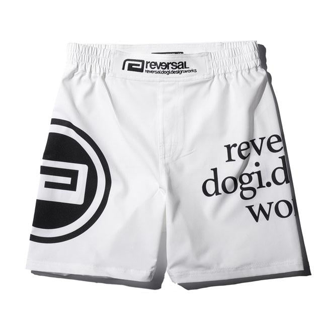 Emblem Fight Shorts-Reversal RVDDW-ChokeSports