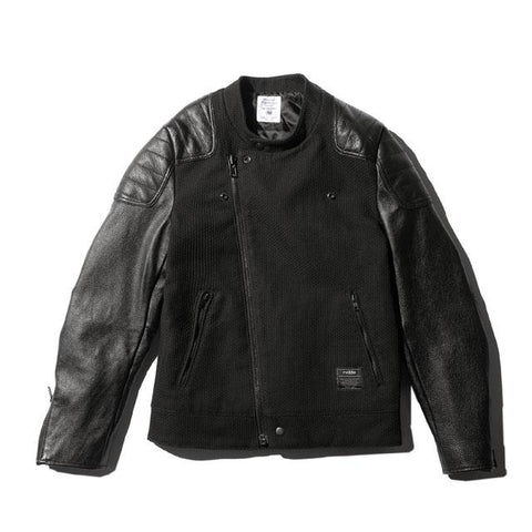 Gi Riders Leather Jacket-Reversal RVDDW-ChokeSports