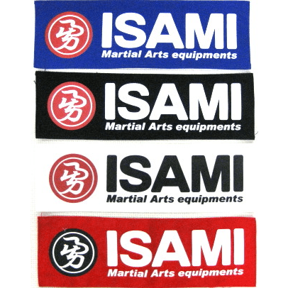 Isami Logo Patch-Isami-ChokeSports