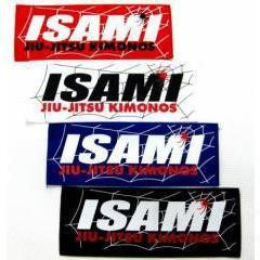 Isami Spider Patch-Isami-ChokeSports