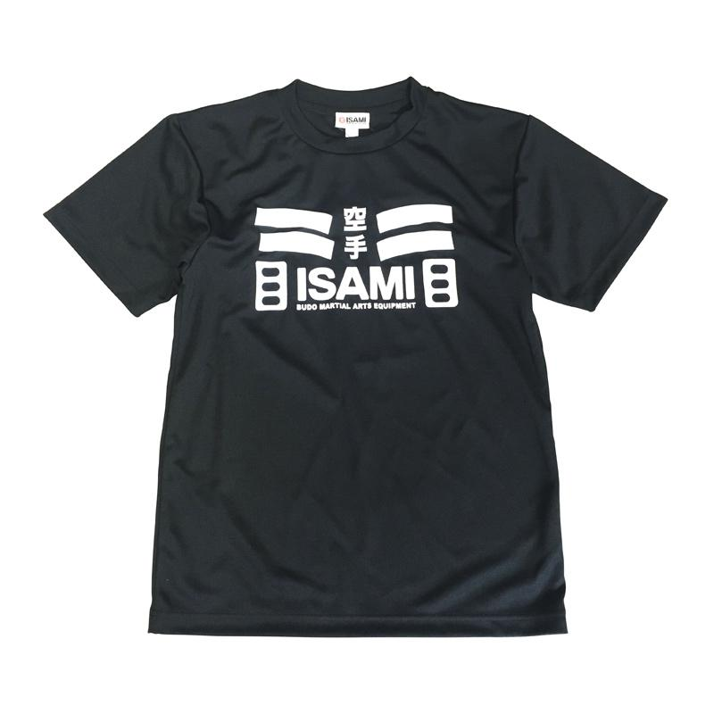 Karate Break Mesh T-Shirt-Isami-ChokeSports