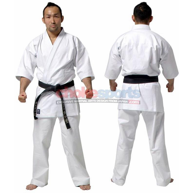 Karate Gi K-470 Stretch-Isami-ChokeSports