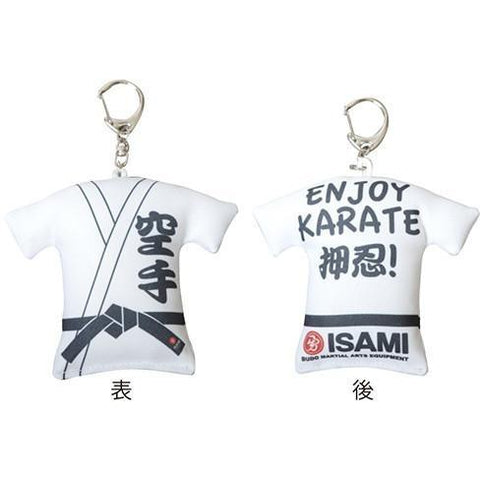 Karate Keychain Cushion-Isami-ChokeSports