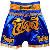 Muay Thai Shorts Lucky-Thaismai-ChokeSports