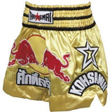 Muay Thai Shorts Red Bull-Thaismai-ChokeSports