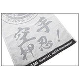 Osu Karate Face Towel-Isami-ChokeSports