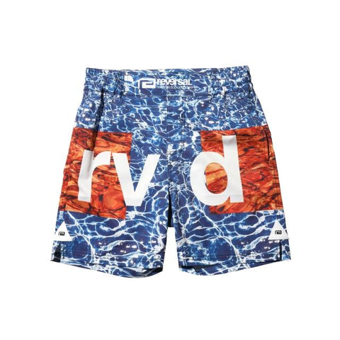Pool Active Shorts-Reversal RVDDW-ChokeSports