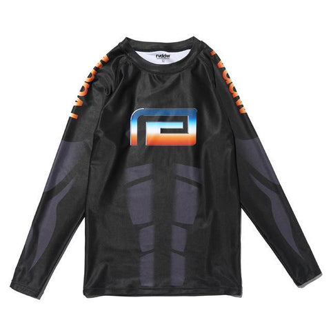 Retro Future Rash Guard-Reversal RVDDW-ChokeSports