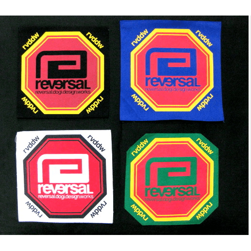 Reversal Octagon Patch-RVDDW Patches-ChokeSports